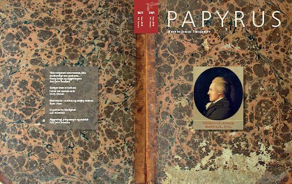 Papyrus 14 01 omslag