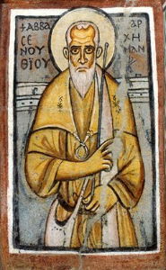 Saint Shenoute of Atripe.